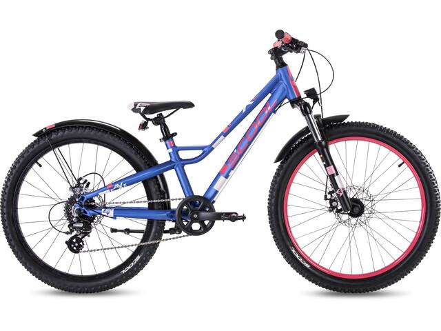 s'cool faXe 24 8-S Kinder blue/pink matt